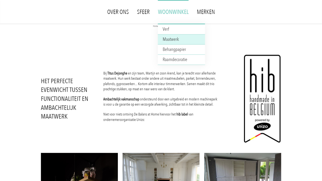 Webshop Ieper