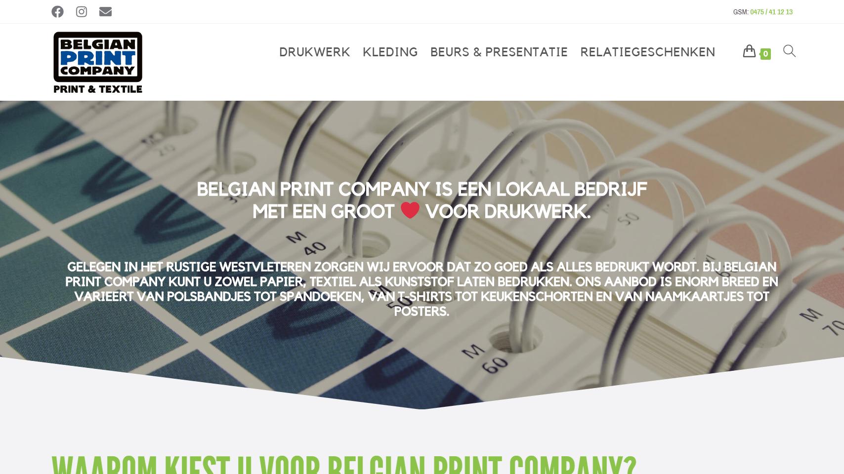Webdesign Ieper