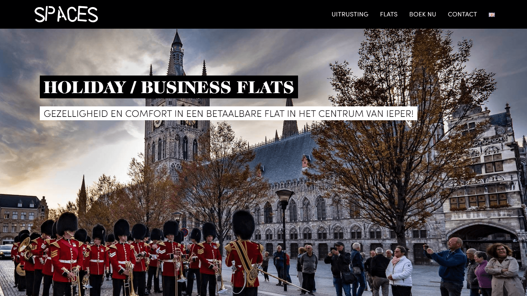 Website Ieper