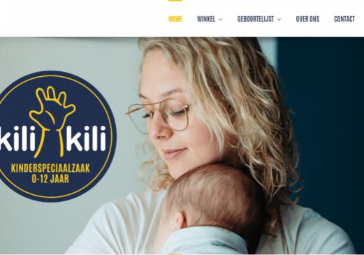 Kili Kili homepage